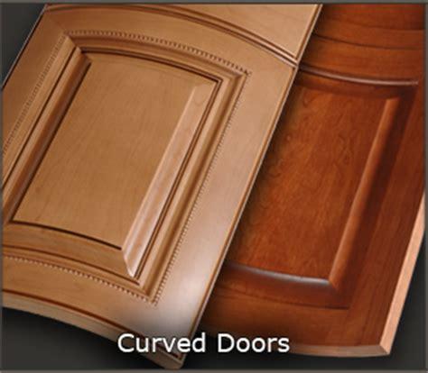Curved Cupboard Doors - frame mullion curved radius custom louvered cabinet