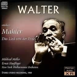 MAHLER Das Lied von der Erde Pristine Audio PACO094 [JQ] Classical Music Reviews October