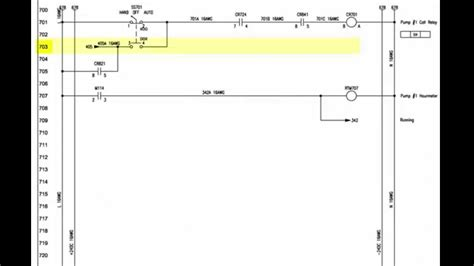 European Industrial Wiring Diagram by How To Read Panel Schematic Drawings