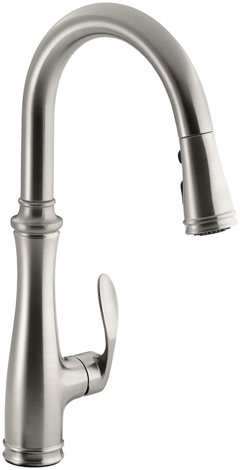 amazon com kitchen faucets kohler k 560 vs bellera kitchen faucet 5 ways of being