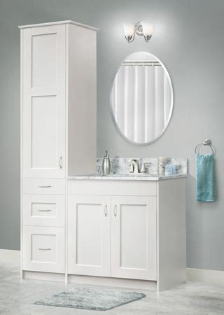 stroemma white klearvue cabinetry