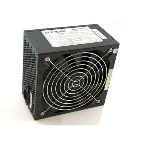 780 Watt Rhombutech HM780 NonModular  Netzteile ab 700W