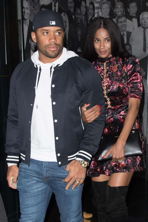 ciara  russell wilson leaving catch  west hollywood