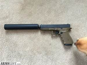 [Want To Sell] Gen 4 GLOCK 21 FDE 4mags Threaded Barrel!