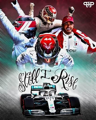 Hamilton Lewis Still Rise F1 Wallpapers Mercedes