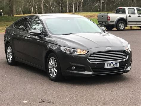Ford Mondeo Trend Ecoboost Road Test Review