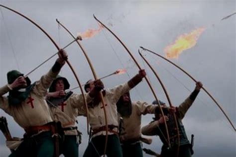 fire arrows uncrate