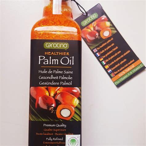 Sarkanā palmu eļļa 500 ml - Manas Garšas