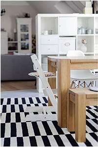 Teppich Schwarz Weiß Gestreift : trendiger teppich von ikea stockholmwiener wohnsinn ~ A.2002-acura-tl-radio.info Haus und Dekorationen