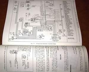 1961 61 Pontiac Chassis Body Manual Book Set Tempest Lemans