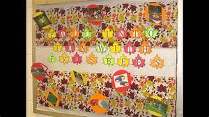 Awesome Fall bulletin board ideas for preschool - YouTube