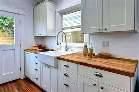 white kitchen cabinets with butcher block countertops white cabinets with butcher block countertops ibbc club 2204