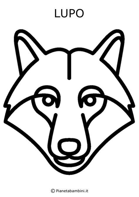 lupo disegno facile per bambini meglio di disegni facili lupi da colorare per bambini