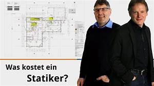 Was Kostet Ein Statiker : was kostet ein statiker youtube ~ Orissabook.com Haus und Dekorationen