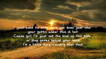 Country Desktop Lyrics Backgrounds Wallpapers Song Lyric