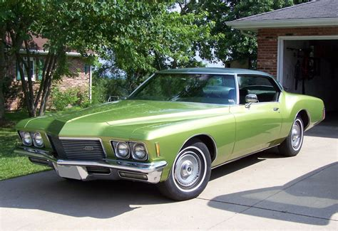 1971 Buick Riviera GS - specifications, photo, price ...