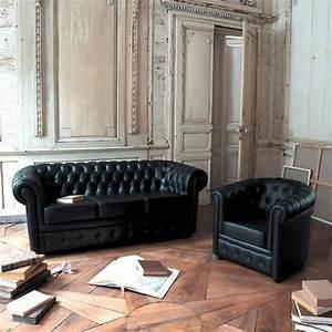 Maison Du Monde Canapé : photos canap chesterfield maison du monde ~ Preciouscoupons.com Idées de Décoration
