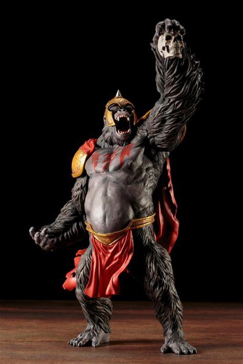 dc comics gorilla grodd artfx statue figure kotobukiya