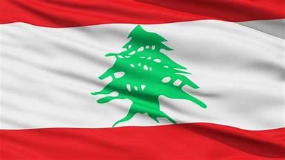 Flag Lebanese Lebanon