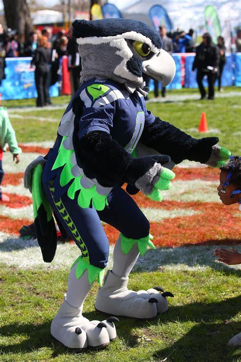 image result  seattle seahawks mascot blitz costume