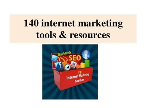 Seo Marketing Tools by Marketing Tools