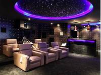 home theater design ideas Home Theater Design Ideas: Pictures, Tips & Options | Home Remodeling - Ideas for Basements ...