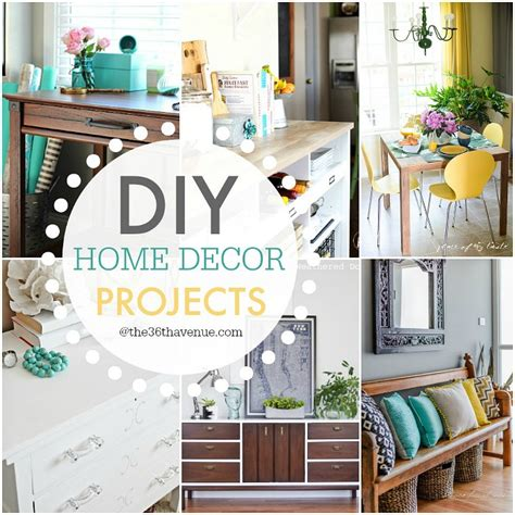 diy home decor projects  ideas   avenue