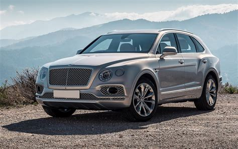 Bentley Bentayga Hybrid Will Debut At The Geneva Auto Show