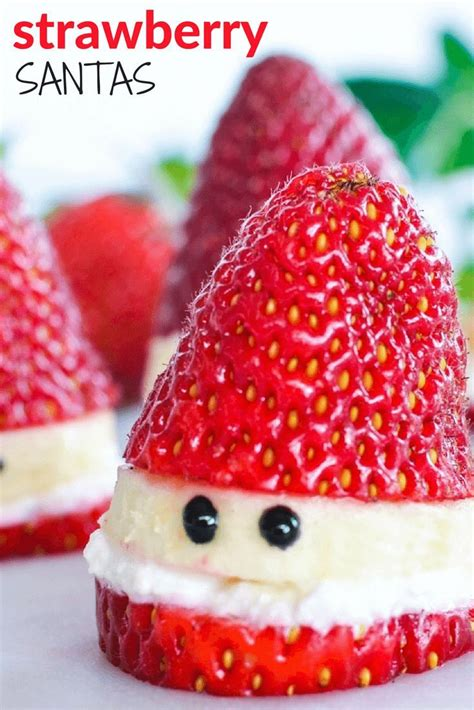 best 25 strawberry santas ideas on pinterest christmas