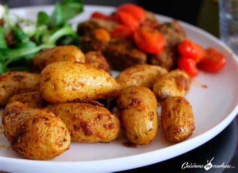 pommes de terre aux 233 pices r 244 ties cuisinons en couleurs
