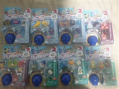 Botbots Series Packs Transformers Singapore Pack Goldrush