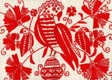 hungarian folk motifs hungarian folk