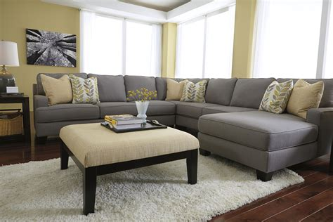 u shaped sectional with ottoman ottomans fabric sectional sofa with recliner u shaped