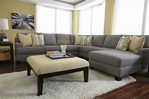 Small space sectional sofa best dorel living small spaces for Sectionals for small rooms canada