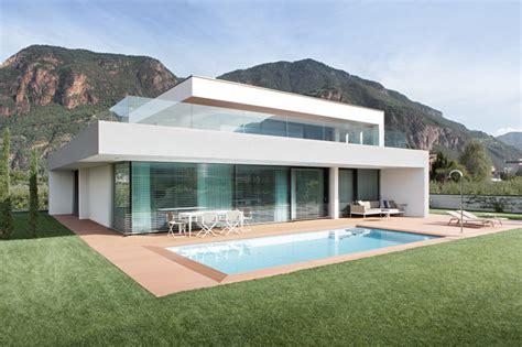 casa m2 a bolzano monovolume architecture design