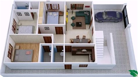sq ft house plan  bhk daddygifcom