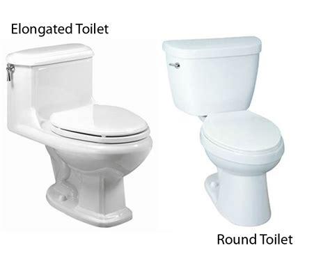 Elongated Vs Round Toilet Homeveritycom