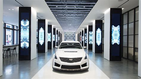 design oriented cadillac house opens   york
