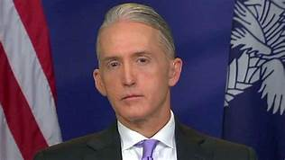 Trey Gowdy joins Fox News as a contributor…