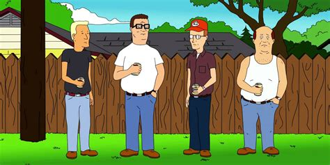 King Of by Fox Developing King Of The Hill Revival Screenrant