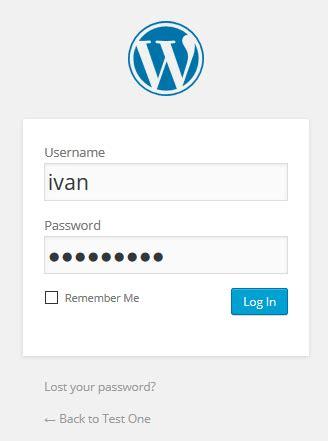 install wordpress  windows  localhost ja