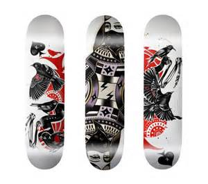 100 skateboard designs - Skateboard Design
