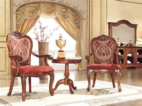 wood coffe table chairs living room furniture from