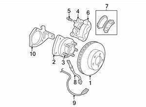 Buick Regal Brake Hydraulic Hose  Make  Line  Repair