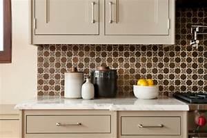 Creative Peel And Stick Mosaic Tile Backsplash — New