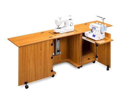 compact sewing machine cabinets compact sewing machine serger cabinet 1000 sylvia