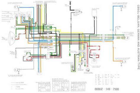 Honda Cbj For Wiring Schematic