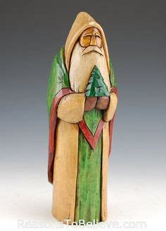 wood carving santa images diy christmas