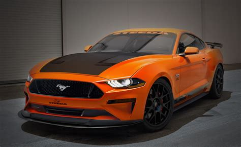Steeda Reveals 2018 Mustang Parts For Early Adopters