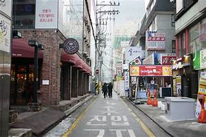Image Gallery Seoul Streets
